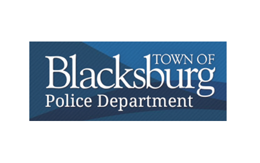 Town of Blacksburg Police Department logo