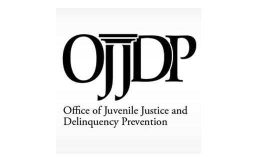 OJJDP - Office of Juvenile Justice and Delinquency Prevention logo