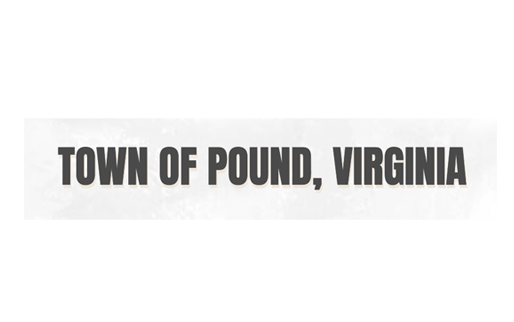 Town of Pound, Virginia logo
