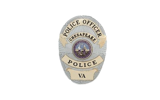 Chesapeake Police Department Badge