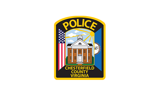 Chesterfield County Virginia Police Department logo