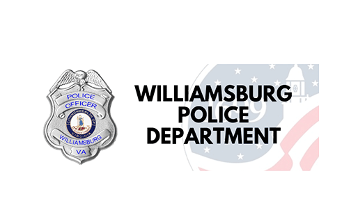 Williamsburg Police Department Badge and logo
