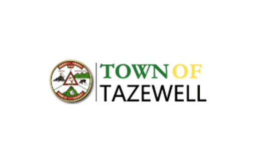 Town of Tazewell logo