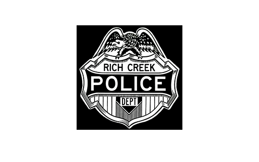 Rich Creek Police logo