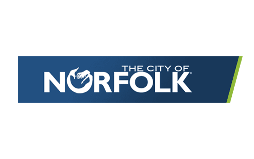 The City of Norfolk logo