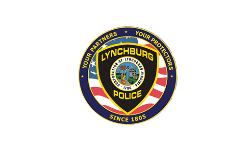 Lynchburg Police Department Badge