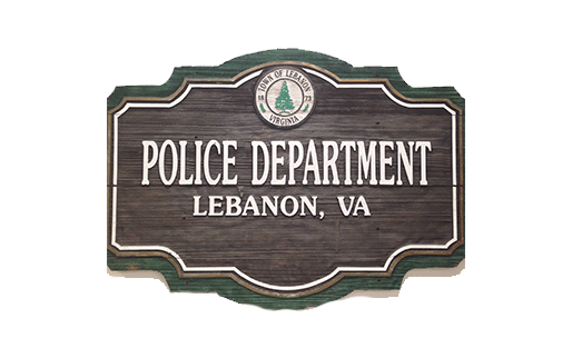 Town of Lebanon Virginia Police Department logo
