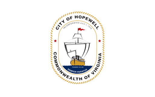 City of Hopewell logo - Commonwealth of Virginia