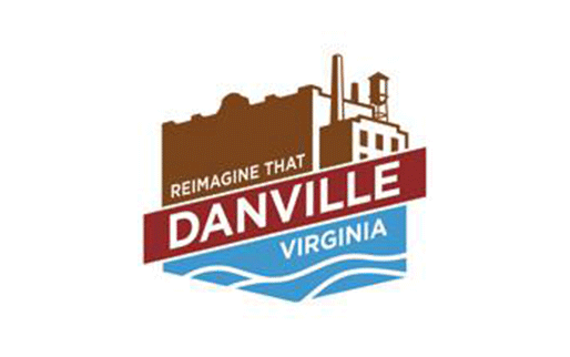 Danville Virginia logo - Reimagine That