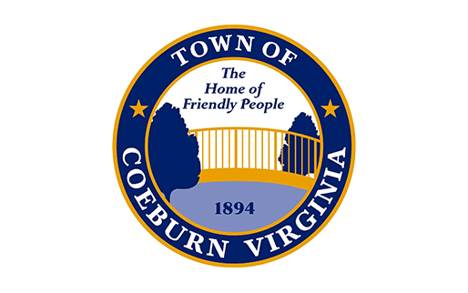 Town of Coeburn Virginia logo