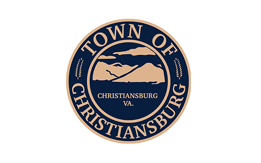 Town of Christiansburg logo