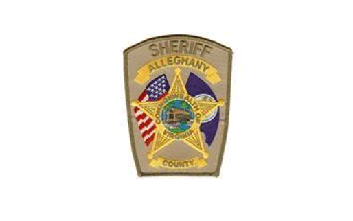 Alleghany County Sheriff's Badge