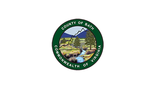 County of Bath logo - Commonwealth of Virginia