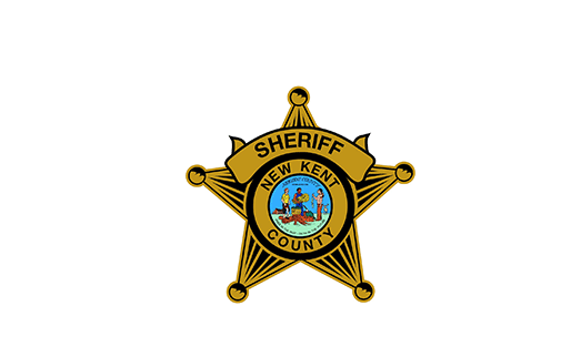 New Kent County Sheriff's Badge