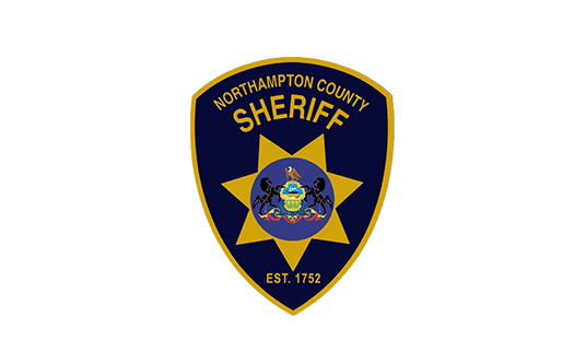 Northampton County Sheriff's Badge