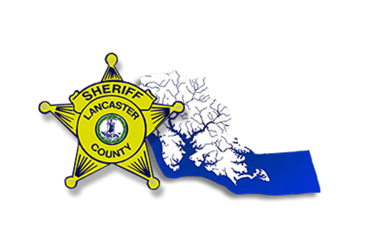 Lancaster County Sheriff's Office logo