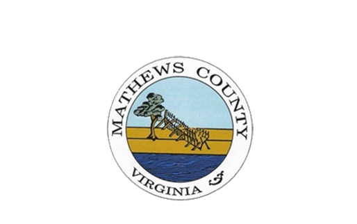 Mathews County Virginia logo