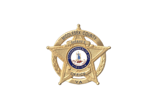 Middlesex County Sheriff's Badge
