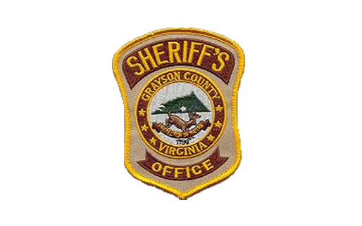 Grayson County Sheriff's Badge