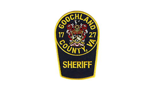Goochland County Sheriff's Badge
