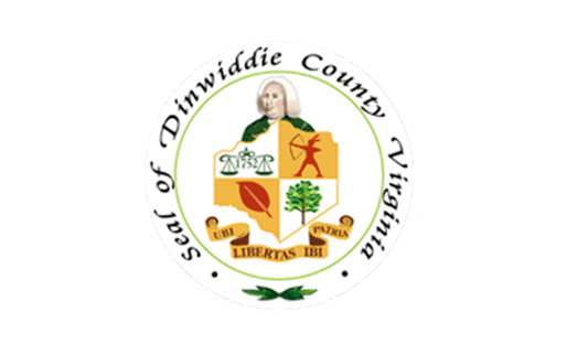 Seal of Dinwiddie County Virginia
