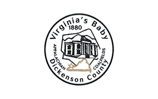 Dickenson County logo - Virginia's Baby