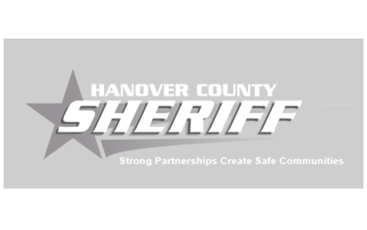 Hanover County Sheriff logo - Strong Partnerships Create Safe Communities