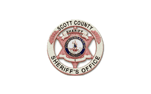 Scott County Sheriff's Badge