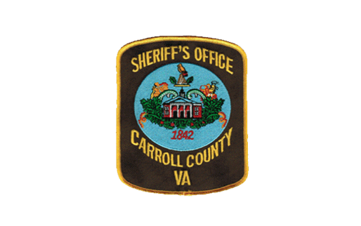 Carroll County Sheriff's Badge