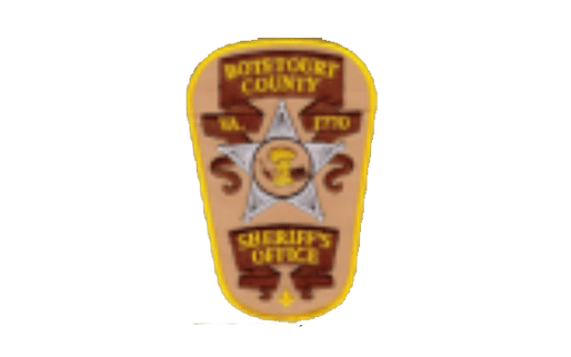 Botetourt County Sheriff's Badge