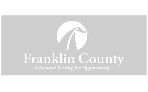 Franklin County Logo - A Natural Setting for Opportunity