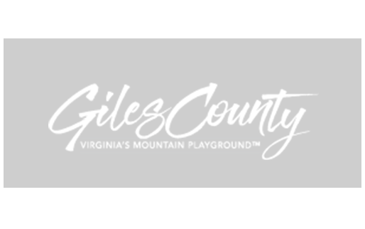 Giles County logo - Viginia's Mountain Playground
