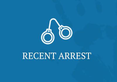Recent Arrest
